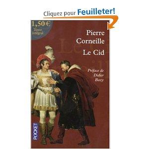 Théâtre de Corneille Le Cid