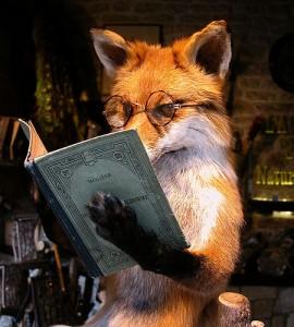 jeux d'écriture sur le corbeau et le renard