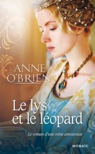 roman historique de Anne O'Brien