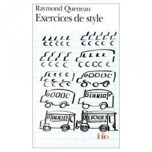 Exercices de style, de Raymond Queneau